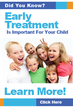Early Treatment Is Important For Your Child